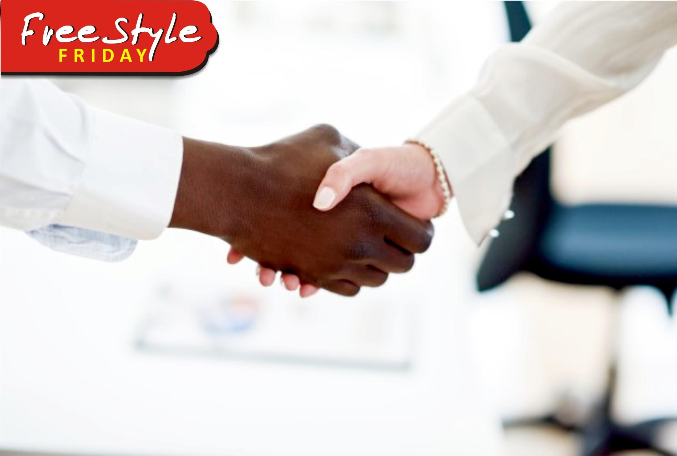 Handshake Etiquette